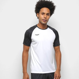 Camisa Futebol Topper Classic Color Masculina