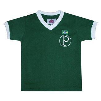 Camisa Infantil Liga Retrô PaLmeiras 1951