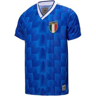 Camisa Itália Retrô 1988 Masculino