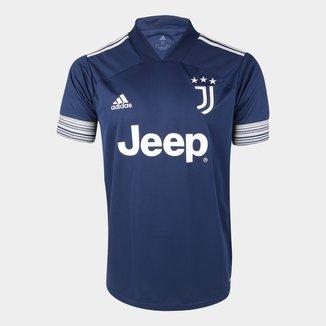 Camisa Juventus Away 20/21 s/n° Torcedor Adidas Masculina