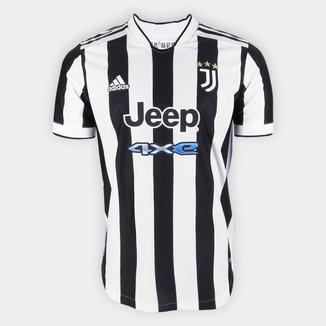 Camisa Juventus Home 21/22 s/n° Jogador Adidas Masculina
