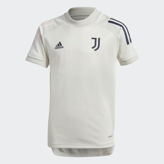 Camisa Juventus Juvenil 20/21 Treino Adidas