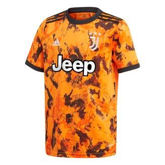 Camisa Juventus Juvenil Third 20/21 s/n° Torcedor Adidas