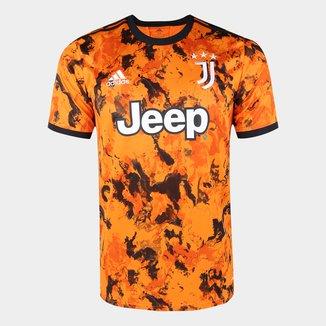 Camisa Juventus Third 20/21 s/n° Torcedor Adidas Masculina