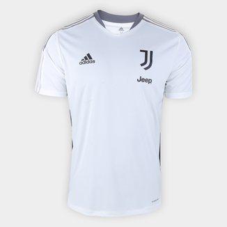 Camisa Juventus Treino 21/22 Adidas Masculina