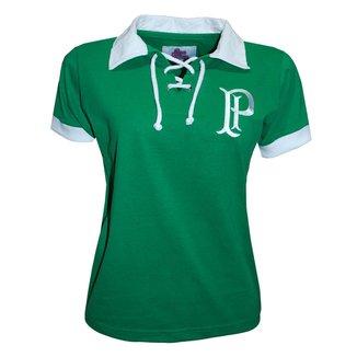Camisa Liga Retrô Palmeiras 1914/15 Feminino
