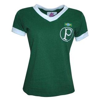 Camisa Liga Retrô Palmeiras 1951 Feminina