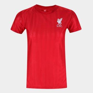 Camisa Liverpool 125 Anos Edição Limitada Feminina