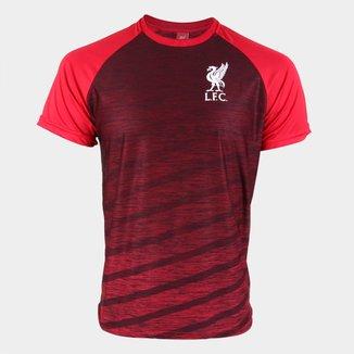 Camisa Liverpool Aaron Masculina