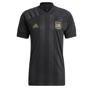 Camisa Los Angeles FC Home 21/22 s/n° Torcedor Adidas Masculina