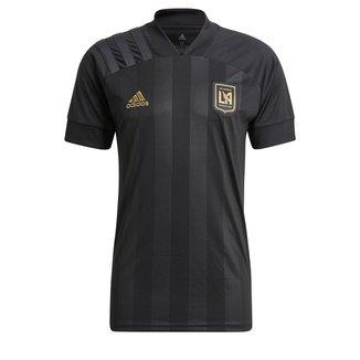 Camisa Los Angeles FC Home 21/22 s/n° Torcedor Adidas Masculina