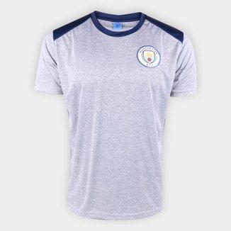 Camisa Manchester City Fio Tinto Dominic Masculina