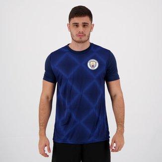 Camisa Manchester City Rowsley Marinho