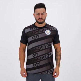 Camisa Manchester City Saymon