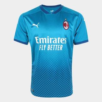 Camisa Milan Third 20/21 s/n° Torcedor Puma Masculina