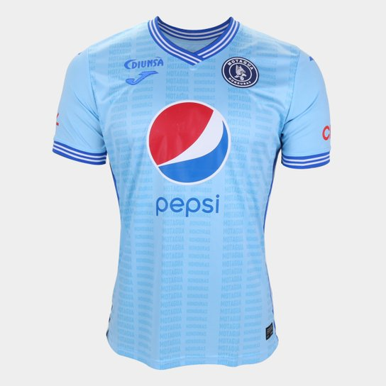 Camisa Motagua Away 20/21 s/n° Torcedor Joma Masculina - Azul