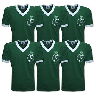 Camisa Palmeiras 1951 Liga Retrô  Verde G
