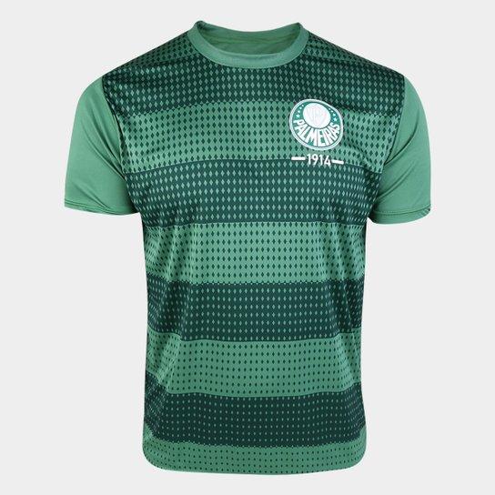 Camisa Palmeiras Clássica Masculina - Verde
