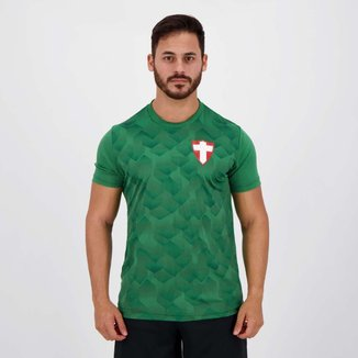 Camisa Palmeiras Cruz de Savoia Verde