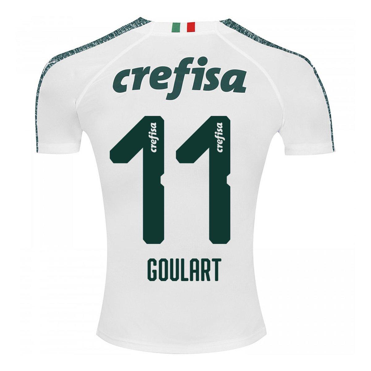 Camisa Palmeiras II 19 20 Goulart nº 11 - Torcedor Puma Masculina ... 2f7f99ddd6481