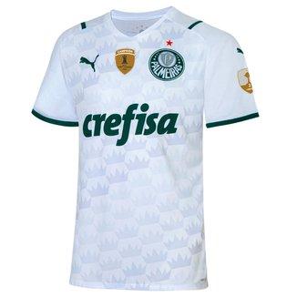 Camisa Palmeiras II Libertadores 21/22 s/n° Torcedor Puma Masculina