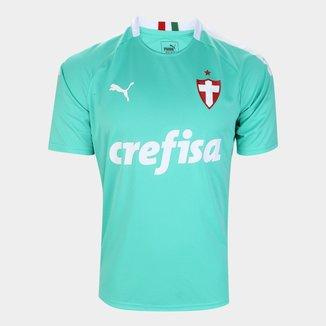 Camisa Palmeiras III 19/20 s/n° - Torcedor Puma Masculina