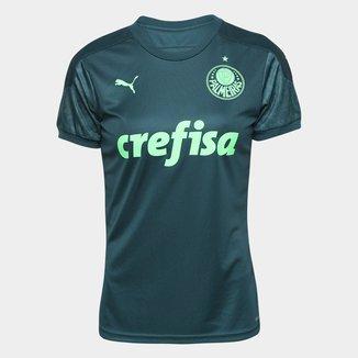 Camisa Palmeiras III 20/21 s/n° Torcedor Puma Feminina