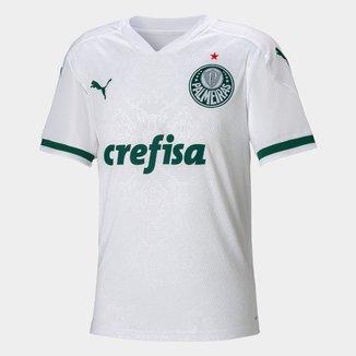Camisa Palmeiras Juvenil II 20/21 s/n° Torcedor Puma