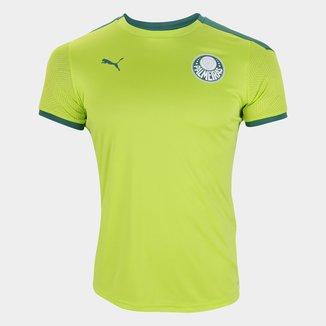 Camisa Palmeiras Treino 21/22 Puma Feminina