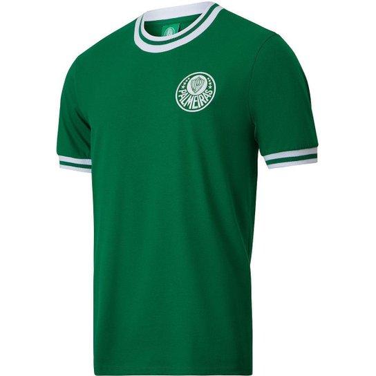 Camisa Palmeiras Vintage Eterna Academia Masculina - Verde