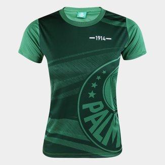 Camisa Palmeiras Waves Feminina