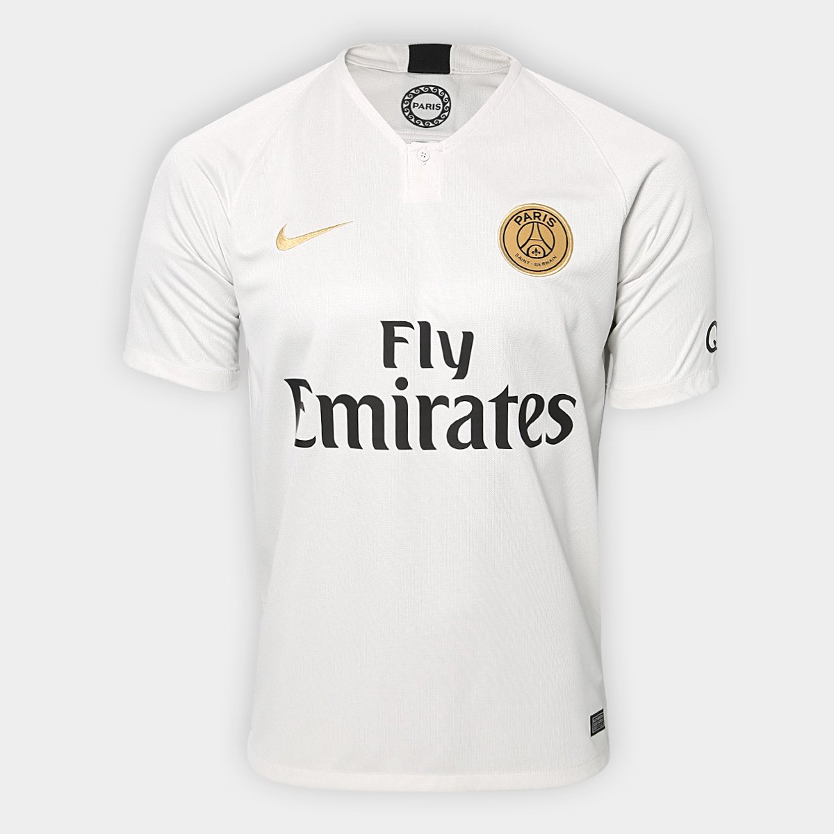 a30aac2ad9 Camisa Paris Saint-Germain Away 2018 s n° - Torcedor Nike Masculina ...