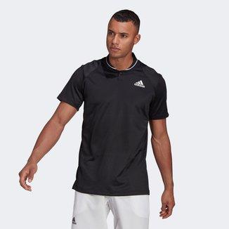 Camisa Polo Adidas Club RIB Masculina