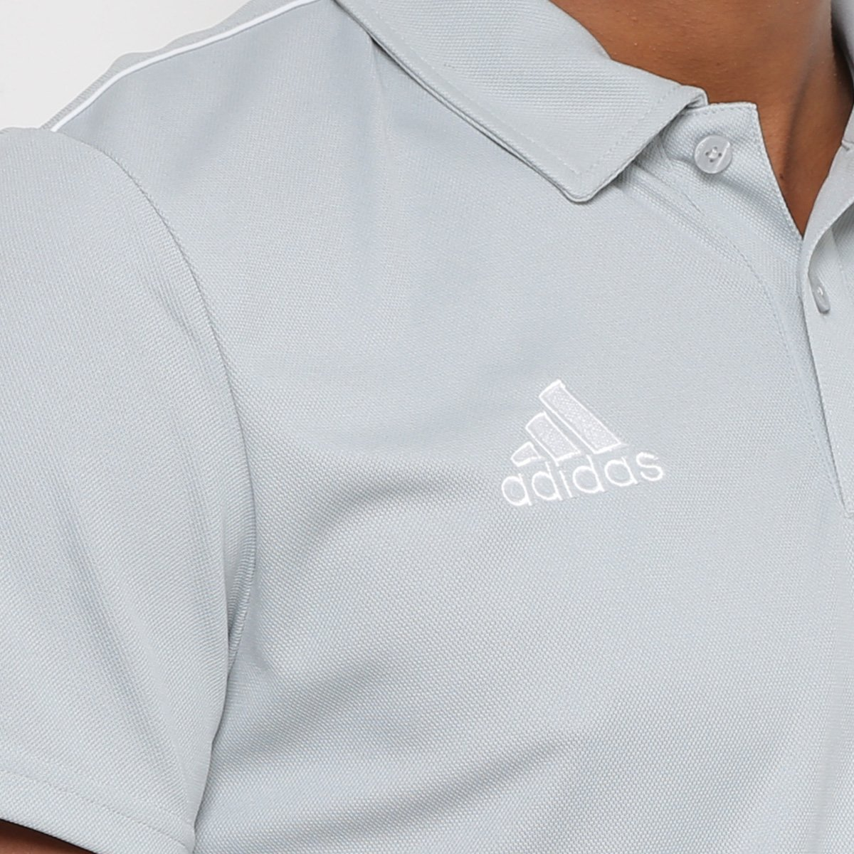 ... Camisa Polo Adidas Core 18 Masculina - Compre Agora Allianz Parque ...  a36a318474faf5 ... 64561a023dff3