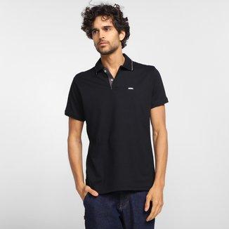 Camisa Polo Fatal Fashion Básica Masculina