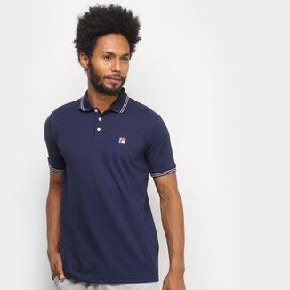 Camisa Polo Fila Premium Masculina