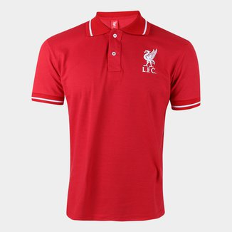 Camisa Polo Liverpool Piquet Masculina