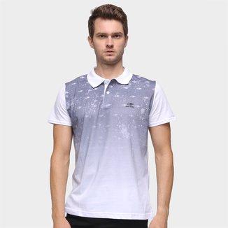 Camisa Polo Mormaii Degradê Masculina