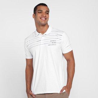 Camisa Polo Nicoboco Slim Fit Masculina