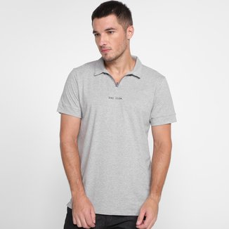 Camisa Polo Oakley One Icon R1 Essential Masculina