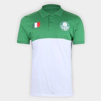 Camisa Polo Palmeiras Itália Masculina