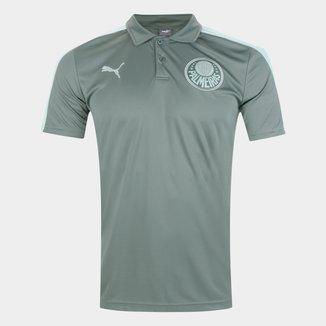 Camisa Polo Palmeiras T7 Puma Masculina
