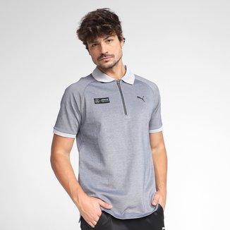 Camisa Polo Puma MAPF1 2-Tone Masculina