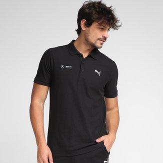 Camisa Polo Puma MAPF1 Básica Masculina