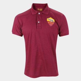 Camisa Polo Roma Básica Piquet Masculina