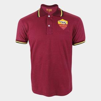 Camisa Polo Roma Piquet Masculina