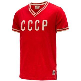 Camisa Retrô Gol Seleção CCCP Edição Limitada Masculina