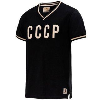 Camisa Retrô Gol Seleção CCCP Yashin Edição Limitada Masculina