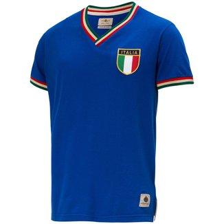 Camisa Retrô Gol Seleção Itália Edição Limitada Masculina