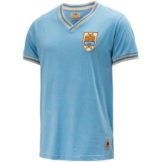 Camisa Retrô Gol Seleção Uruguai Edição Limitada Masculina